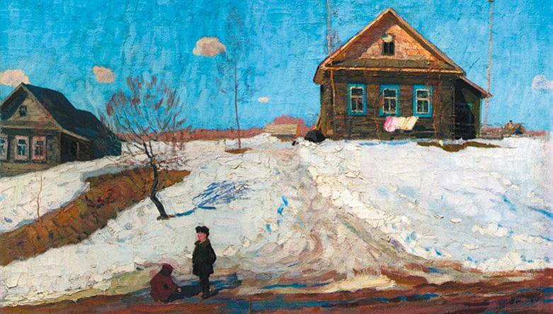 В Твери презентуют переиздание книги художника Валентина Сидорова «Край вдохновения»