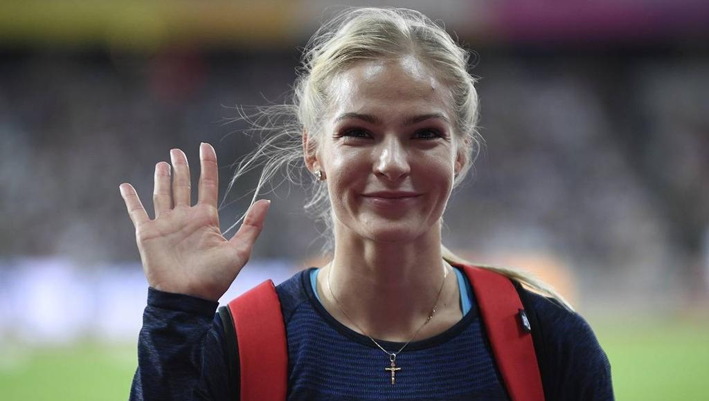 Легкоатлетка Дарья Клишина собирается выступить на двух этапах Бриллиантовой лиги и побывать в Твери - новости Афанасий