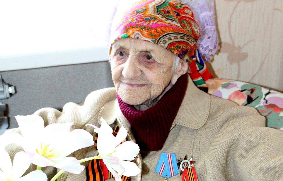 Ветеран Мария Макарова отметила 100-летний юбилей - новости Афанасий