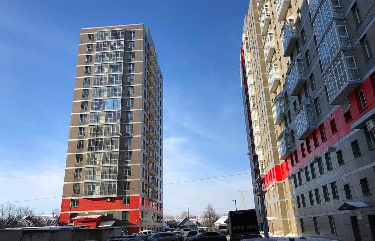 Квартира в Твери вошла в топ-10 самых больших предложений на рынке - новости Афанасий