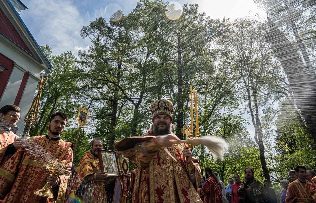Митрополит Амвросий: Священник — человек молитвы - новости Афанасий