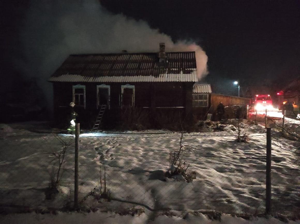 В Тверской области пожилая женщина погибла в сгоревшем доме - новости Афанасий