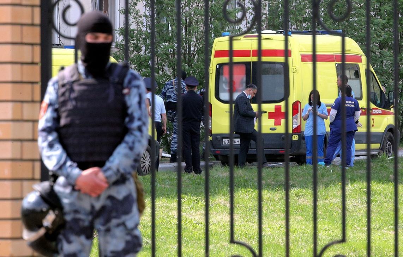 В России усиливают меры безопасности в школах, колледжах и детских садах - новости Афанасий