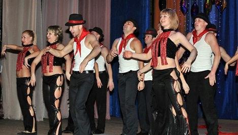 Конаковский театр танца «Дебют» отметил 25-летний юбилей