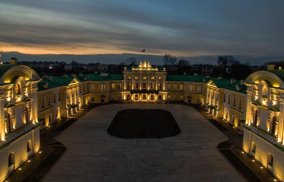 В Императорском дворце покажут «Студенческий натюрморт»