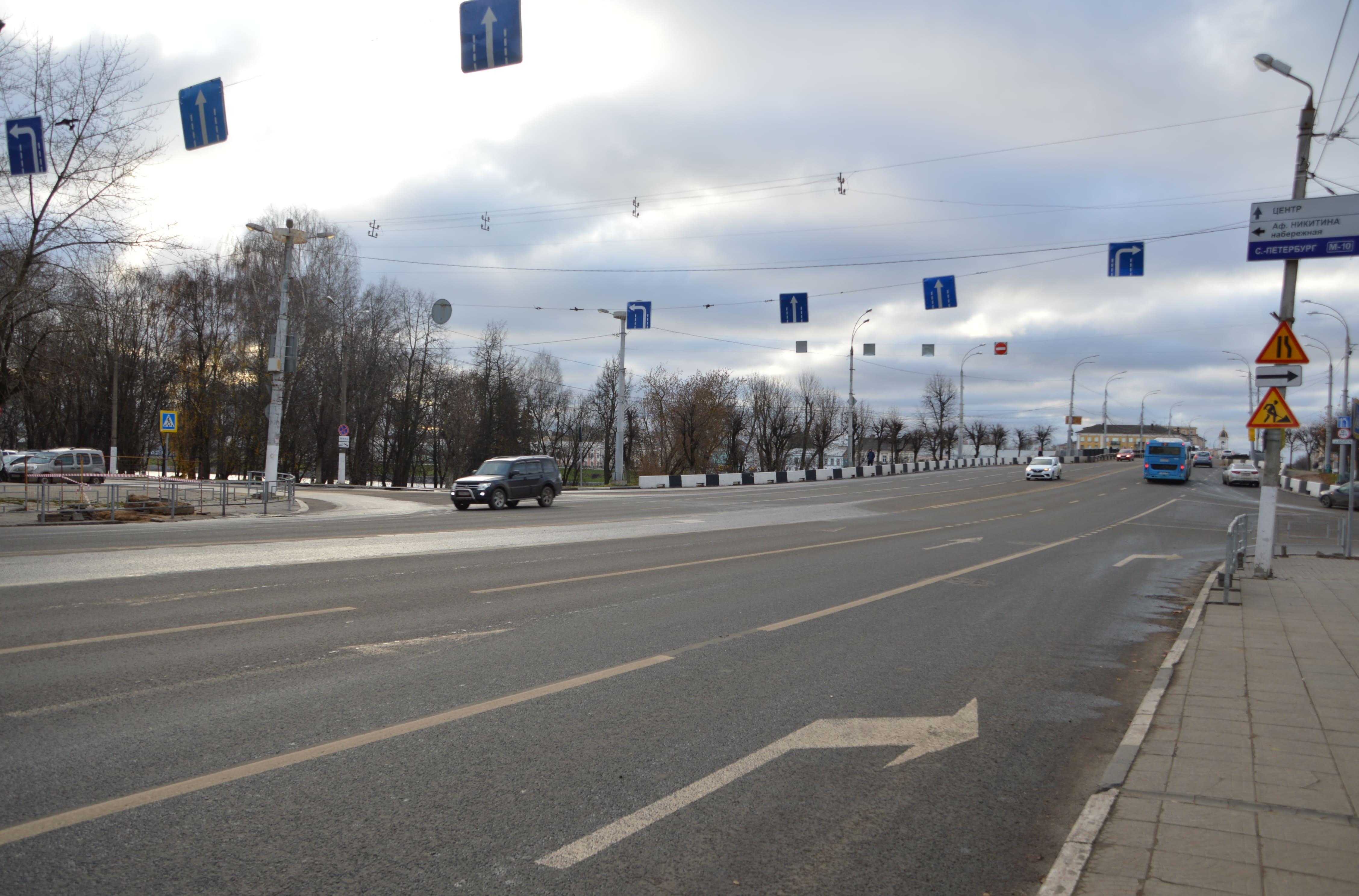 В Твери завершили ремонт всех дорог по нацпроекту БКАД  - новости Афанасий