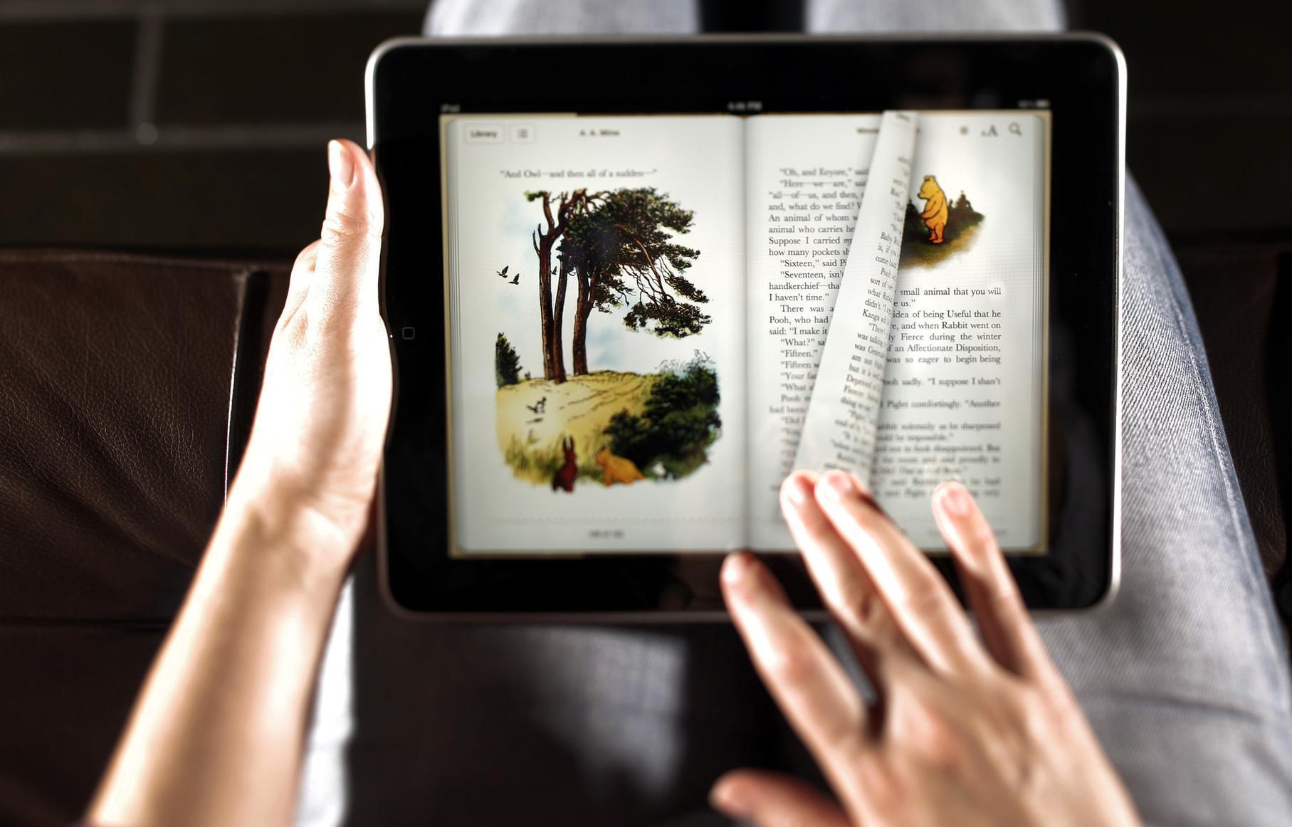 В России создано бесплатное книжное мобильное приложение для школьников и учителей - новости Афанасий