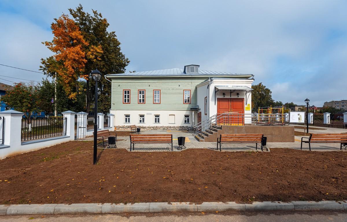 В Бежецке откроется музей, который не работал девять лет