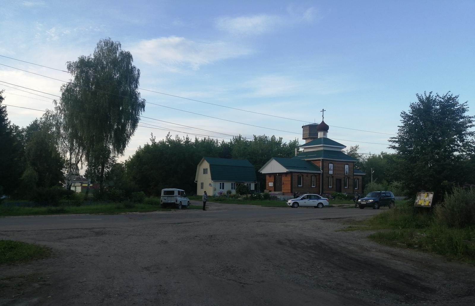 В Тверской области мотоциклист попал в больницу после ДТП - новости Афанасий