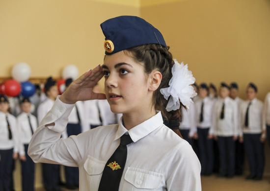В Твери школьники торжественно приняли присягу - новости Афанасий