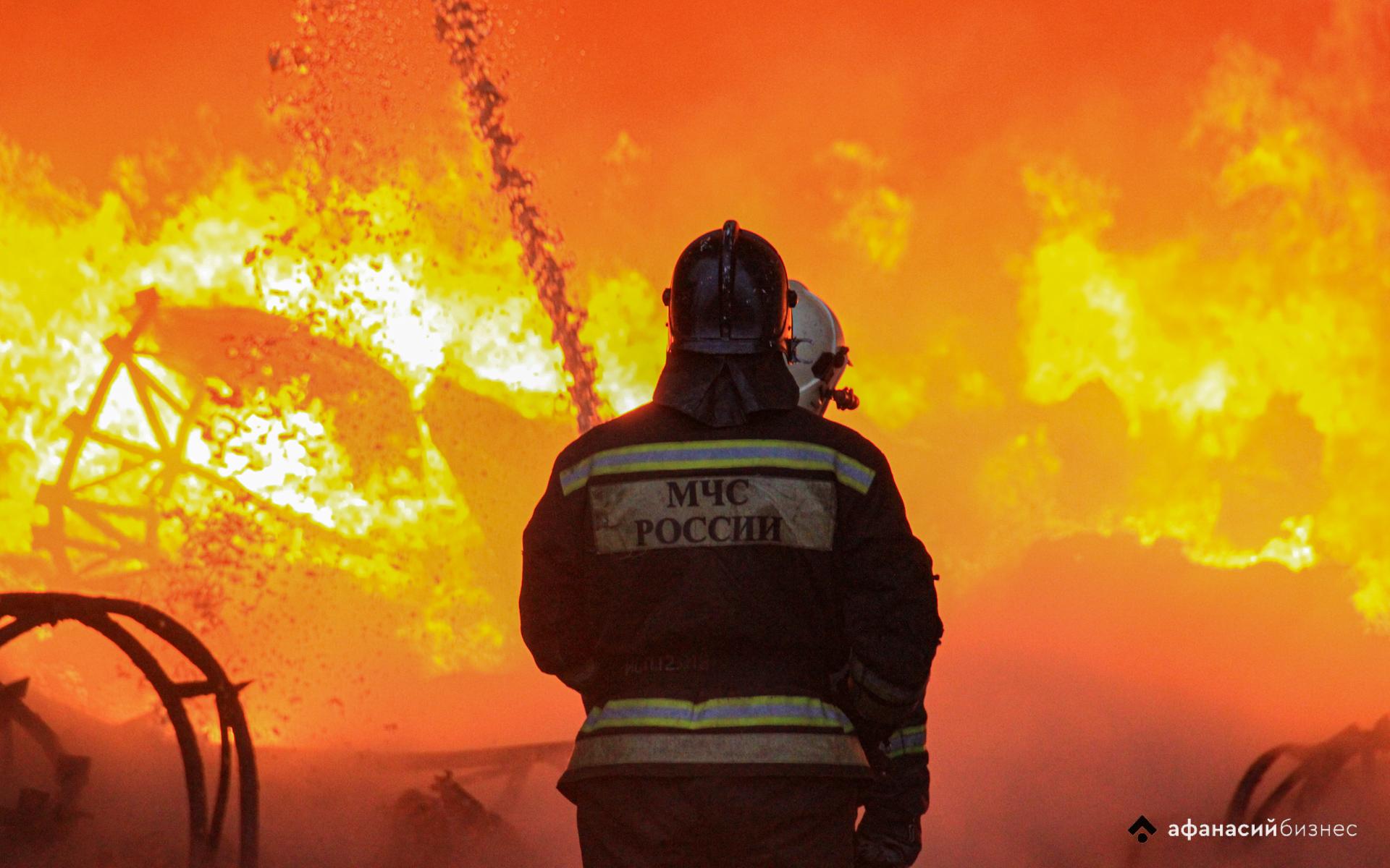 В Тверской области в сгоревшем доме нашли тело погибшего - новости Афанасий