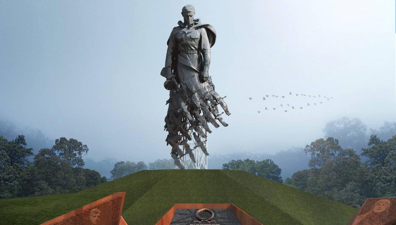 Неизвестный перечислил 150 млн рублей на строительство Ржевского мемориала Советскому солдату
