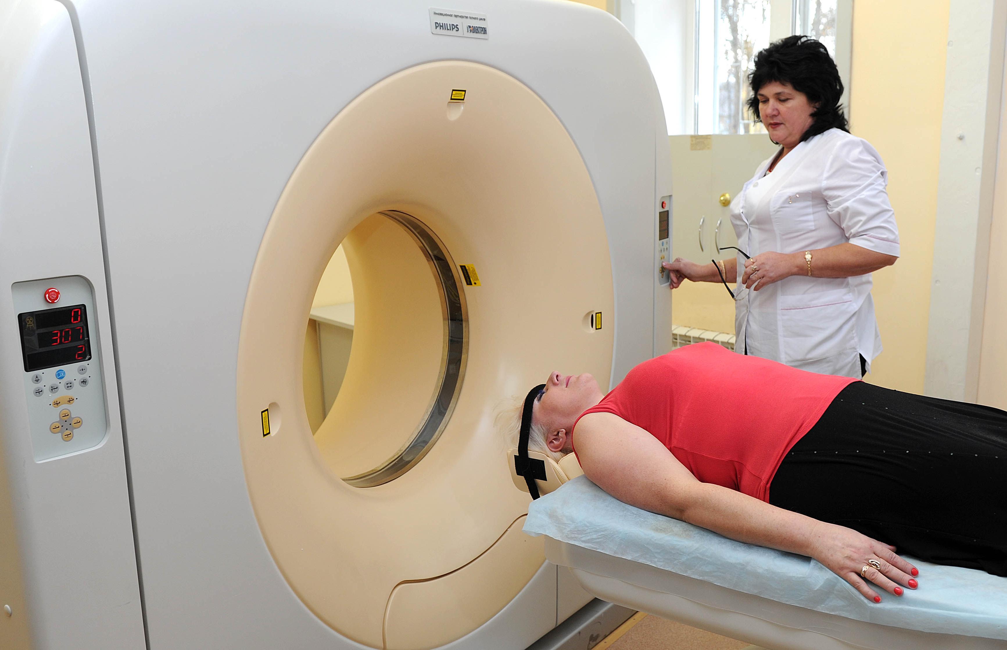 В Тверской области внедрили искусственный интеллект для диагностики патологии легких - новости Афанасий
