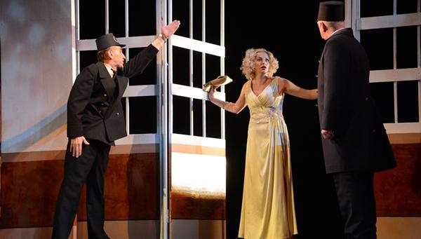 В Тверском драмтеатре сезон закроют мелодрамой «Безымянная звезда»