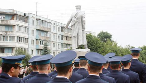 Военную академию ВКО им. Жукова могут перевести из Твери в Санкт-Петербург