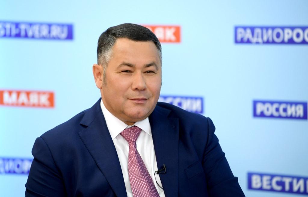 Игорь Руденя: при выборе прохождения Северного обхода Твери учитывается мнение жителей территорий - новости Афанасий