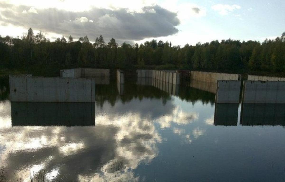 Фотографии секретного подводного бункера в Тверской области публикуют в соцсетях - новости Афанасий