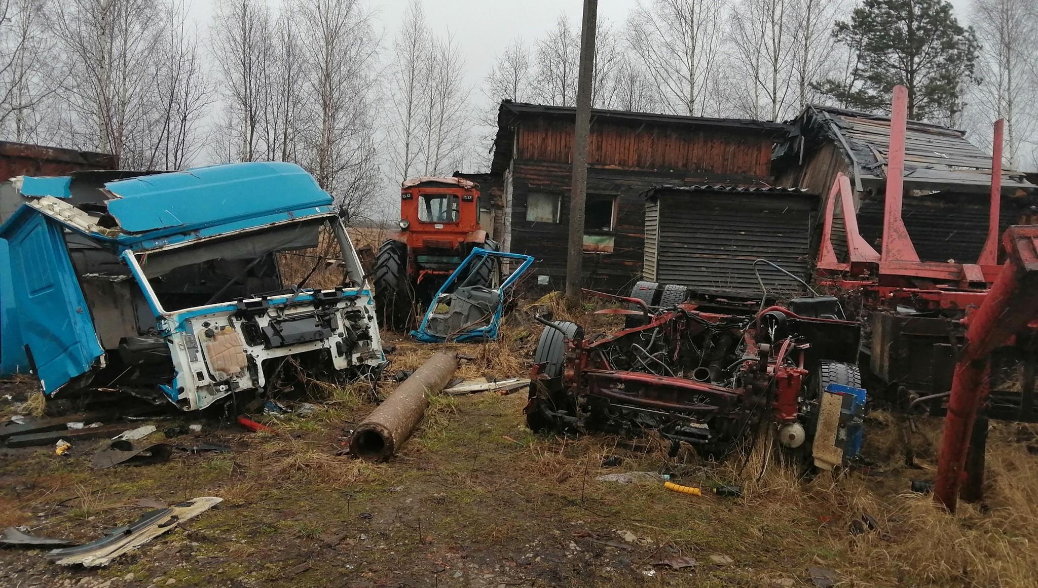 Владельцев земли под пилорамой в Тверской области оштрафовали на полмиллиона рублей - новости Афанасий