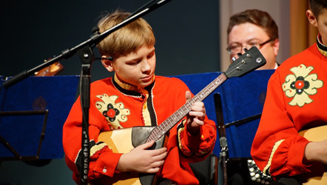Юные таланты Тверской области выступили на одной сцене с именитыми музыкантами