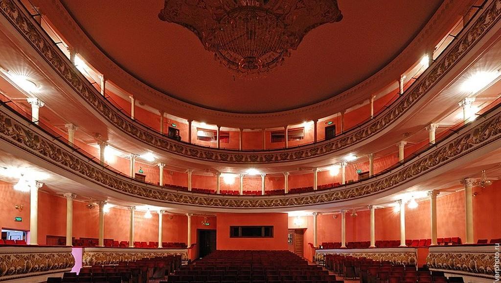 Тверской театр драмы готовит премьеру спектакля «Гранатовый браслет» - новости Афанасий