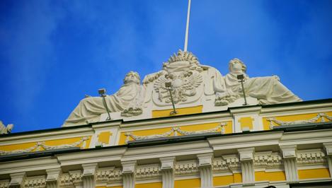 Императорский дворец в Твери откроют для свободного посещения