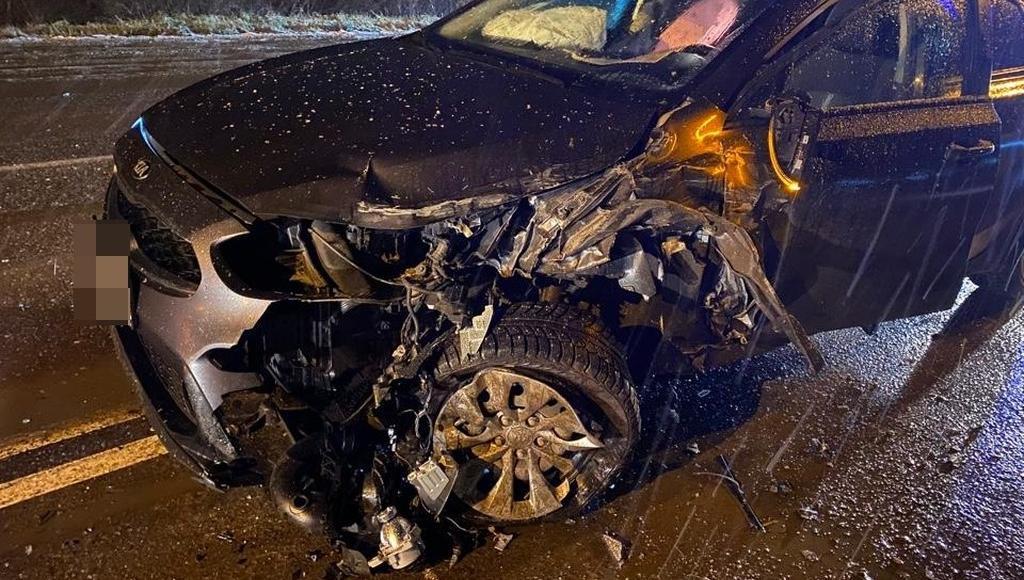 Под Тверью в ДТП пострадала женщина-водитель - новости Афанасий