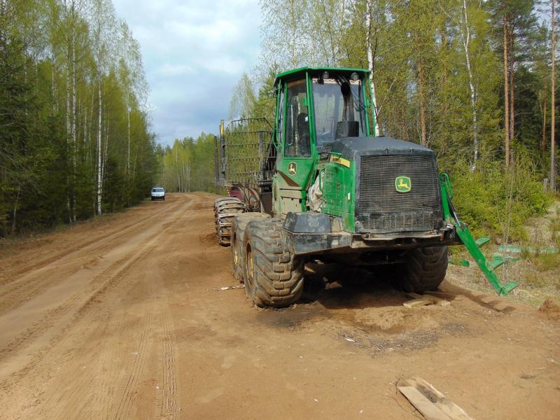 В Тверской области пьяный рабочий угнал дорогой трактор - новости Афанасий