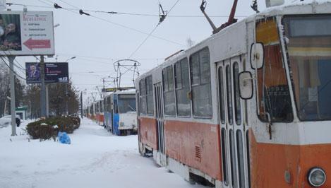 В Твери трамваи и троллейбусы  не отключат от электричества