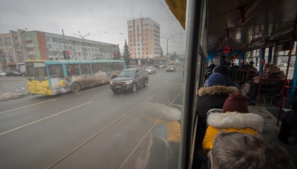 Тверских пассажиров волнует чистота общественного транспорта, а не нарушения ПДД и хамство водителей