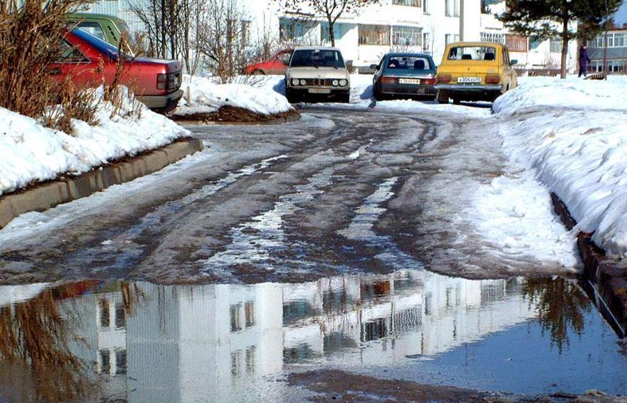 В Тверской области потеплеет на 14 градусов