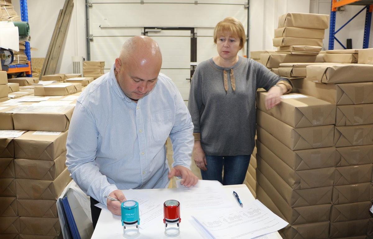 Избирком Тверской области получил 12 тонн бюллетеней для голосования на выборах в Госдуму - новости Афанасий