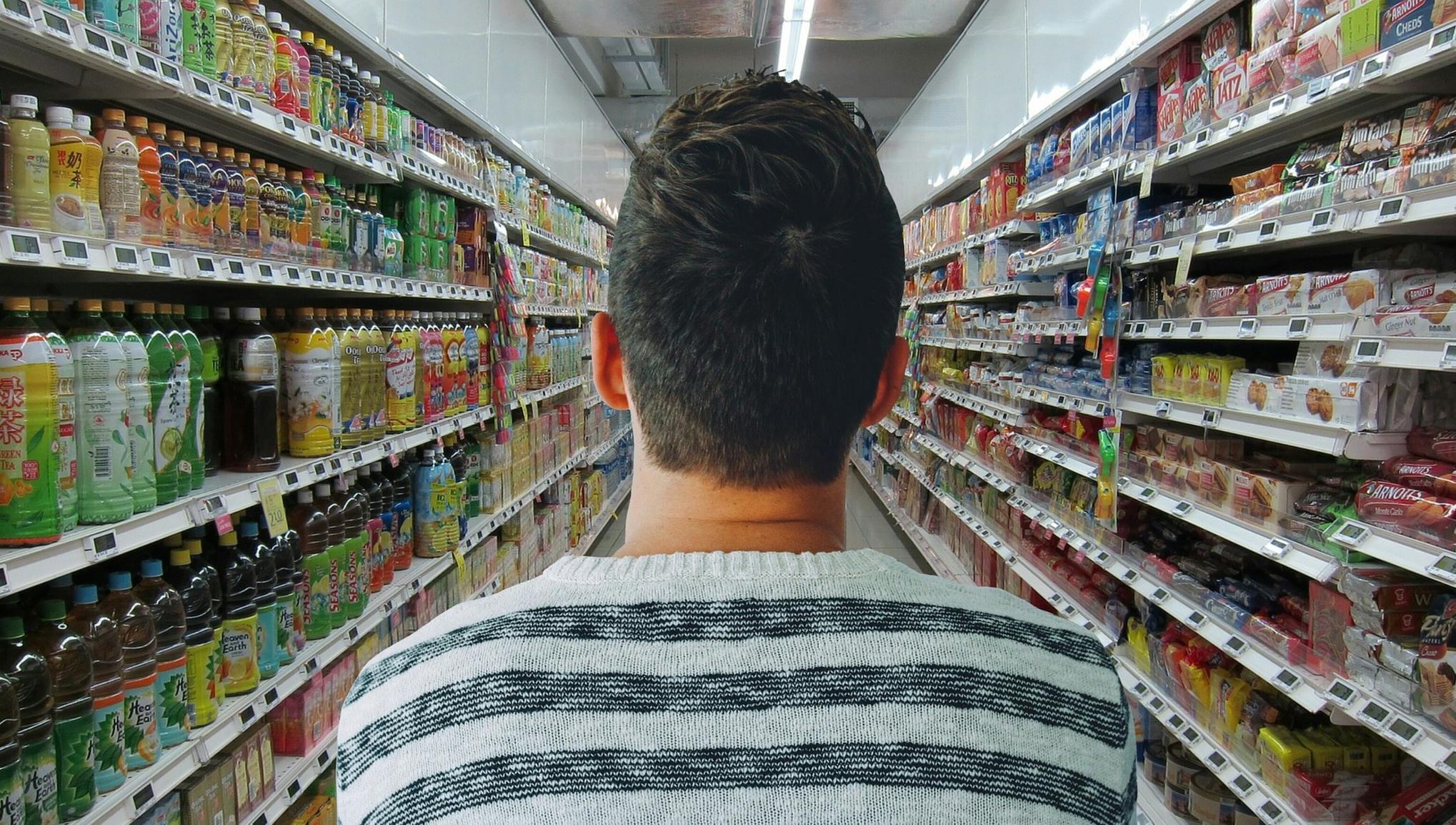Россияне стали экономить на продуктах - новости Афанасий