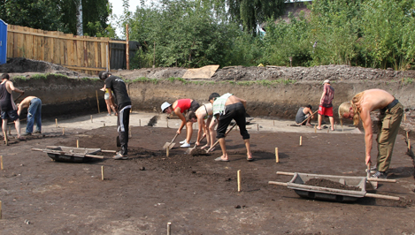 Археологи со всей России и других стран приедут в Тверь на семинар, посвященный древнейшему прошлому Верхневолжья