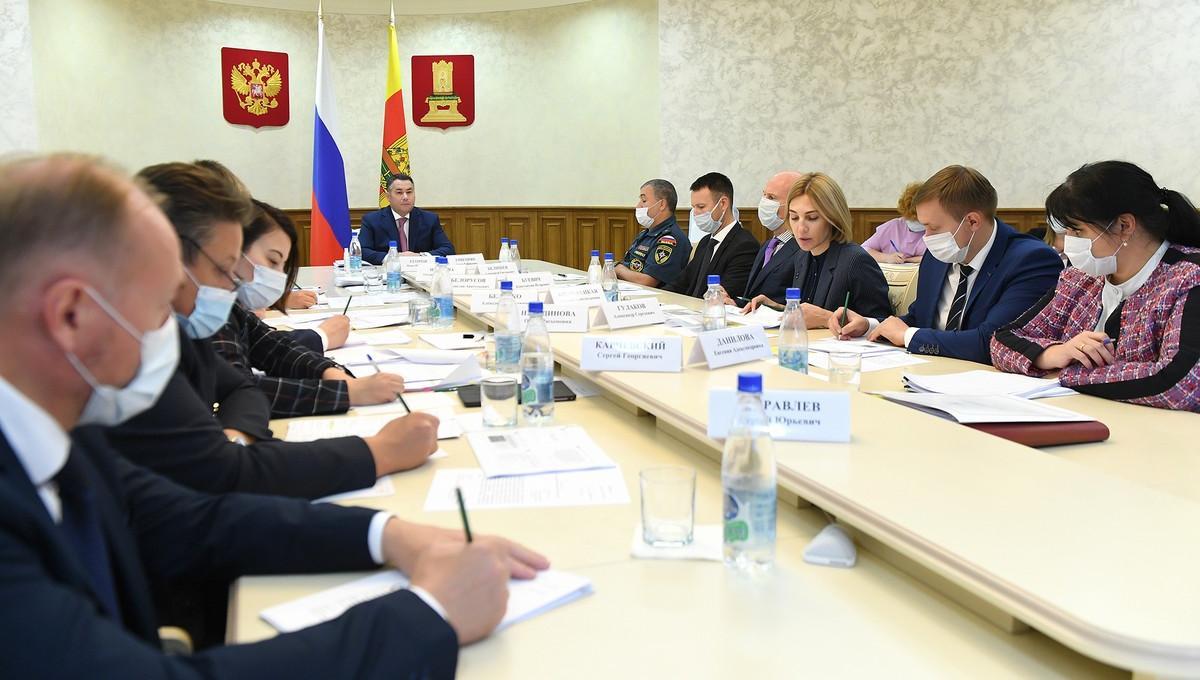 В Тверской области еще восемь предприятий получат поддержку по программе «Оборотный капитал» - новости Афанасий