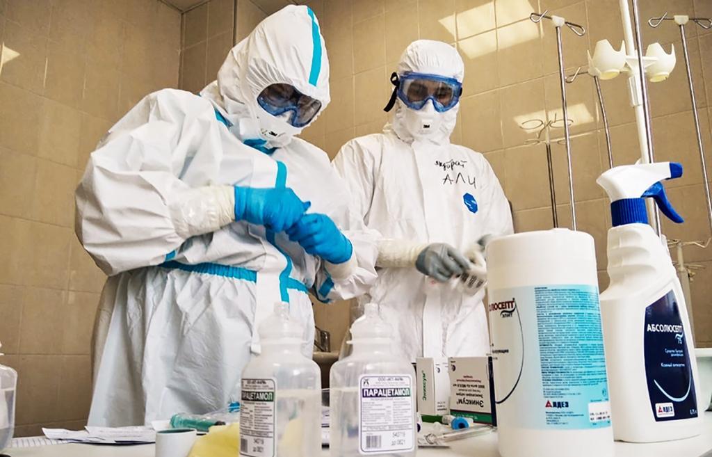 27 мая в Тверской области 46 человек заболели и 26 выздоровели после коронавируса - новости Афанасий