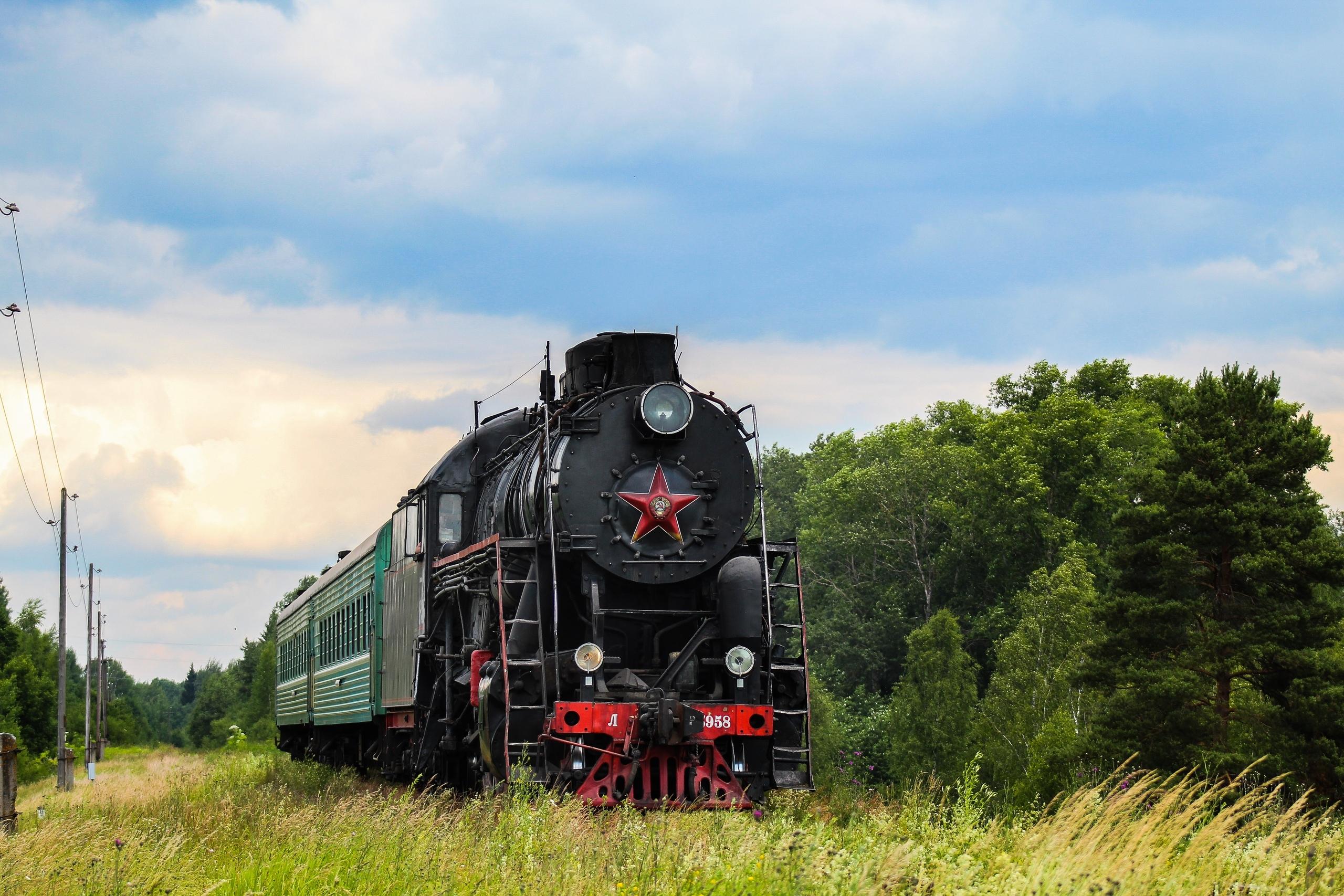 Для пассажиров ретро-поезда «Селигер» проведут экскурсию по старинной станции Тверской области - новости Афанасий