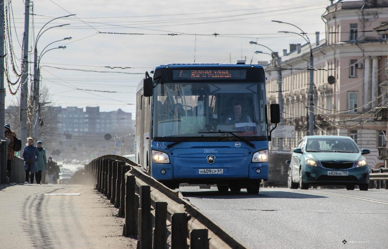 Аналитик: ВЭБ будет тиражировать опыт модернизации транспорта в Твери - новости Афанасий