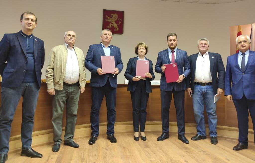 Тверской государственный университет и Ржев подписали соглашение о партнерстве - новости Афанасий