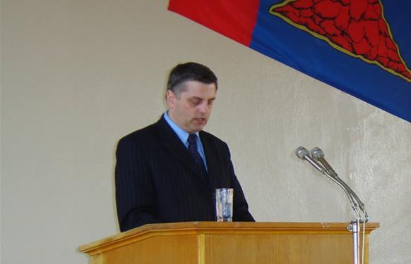 Глава Краснохолмского района стал главой Краснохолмского округа - новости Афанасий
