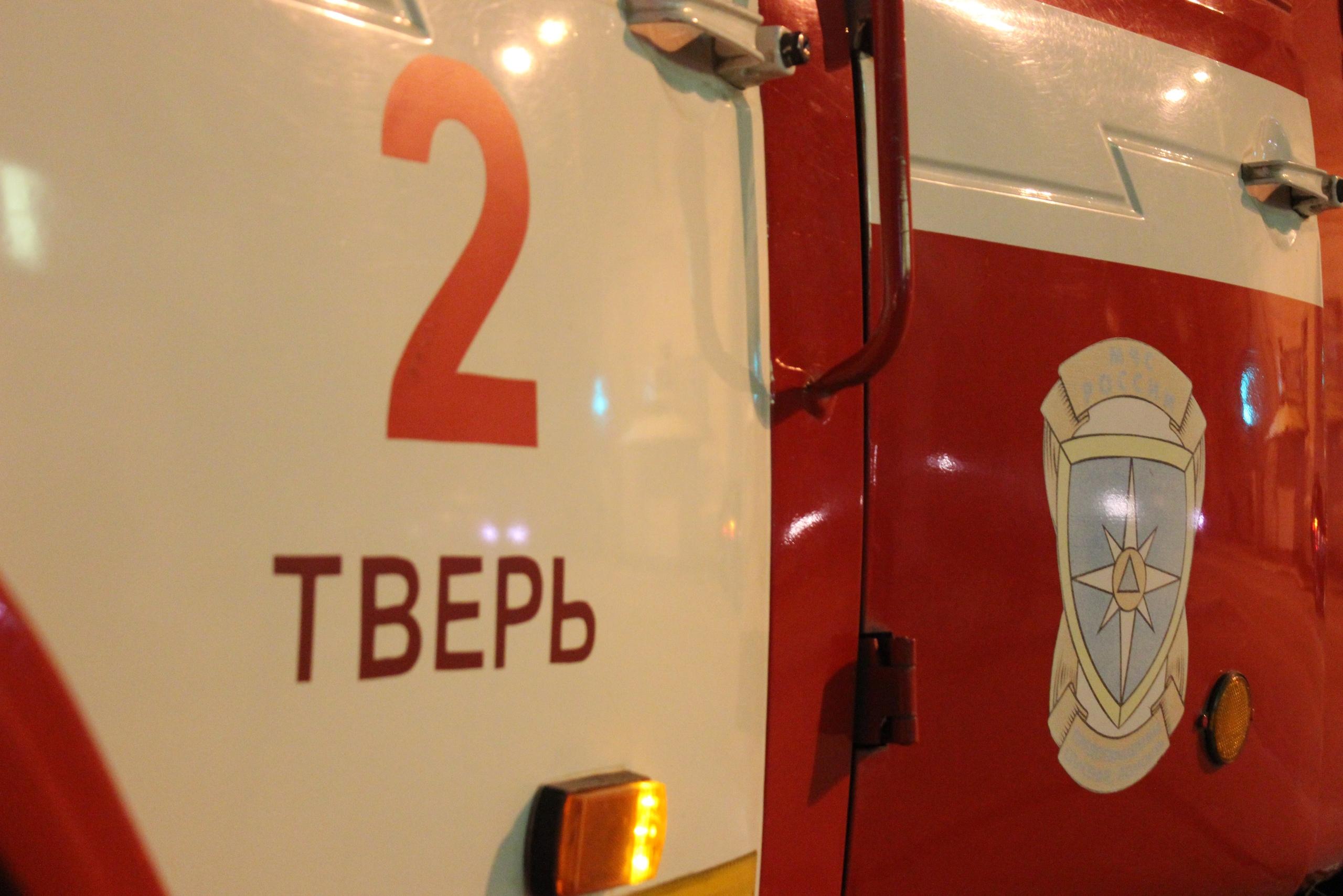 В Твери пожарные эвакуировали из горящей квартиры двух человек - новости Афанасий