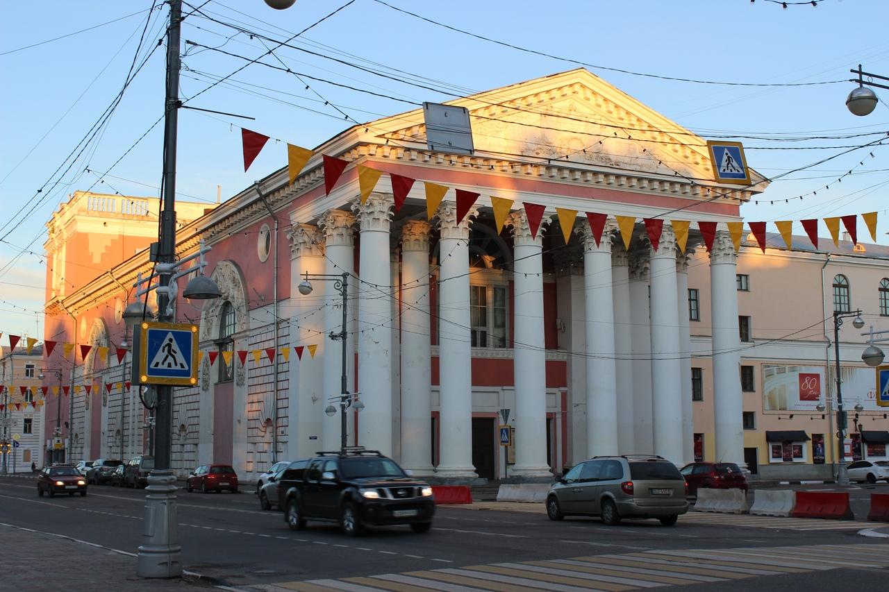 Тверской театр драмы готовится к открытию юбилейного сезона - новости Афанасий