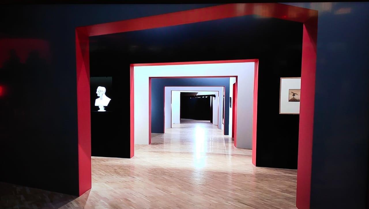 Картина из собрания Тверской картинной галереи представлена в международном выставочном проекте Третьяковки