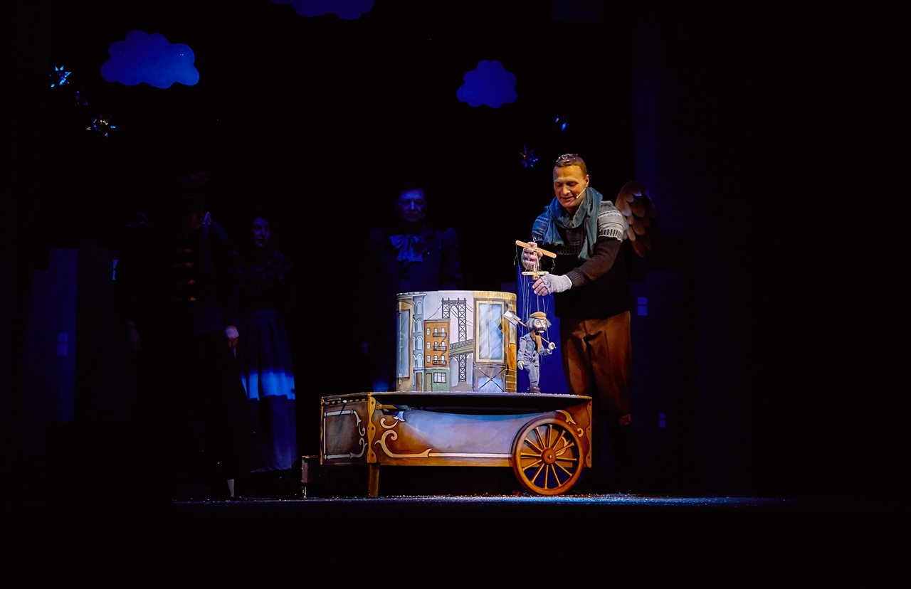 Артист Тверского театра кукол примет участие в международном конкурсе  - новости Афанасий