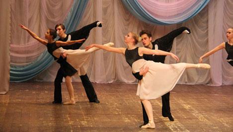 Тверской образцовый театр танца «Романтики» выступит с отчетным концертом