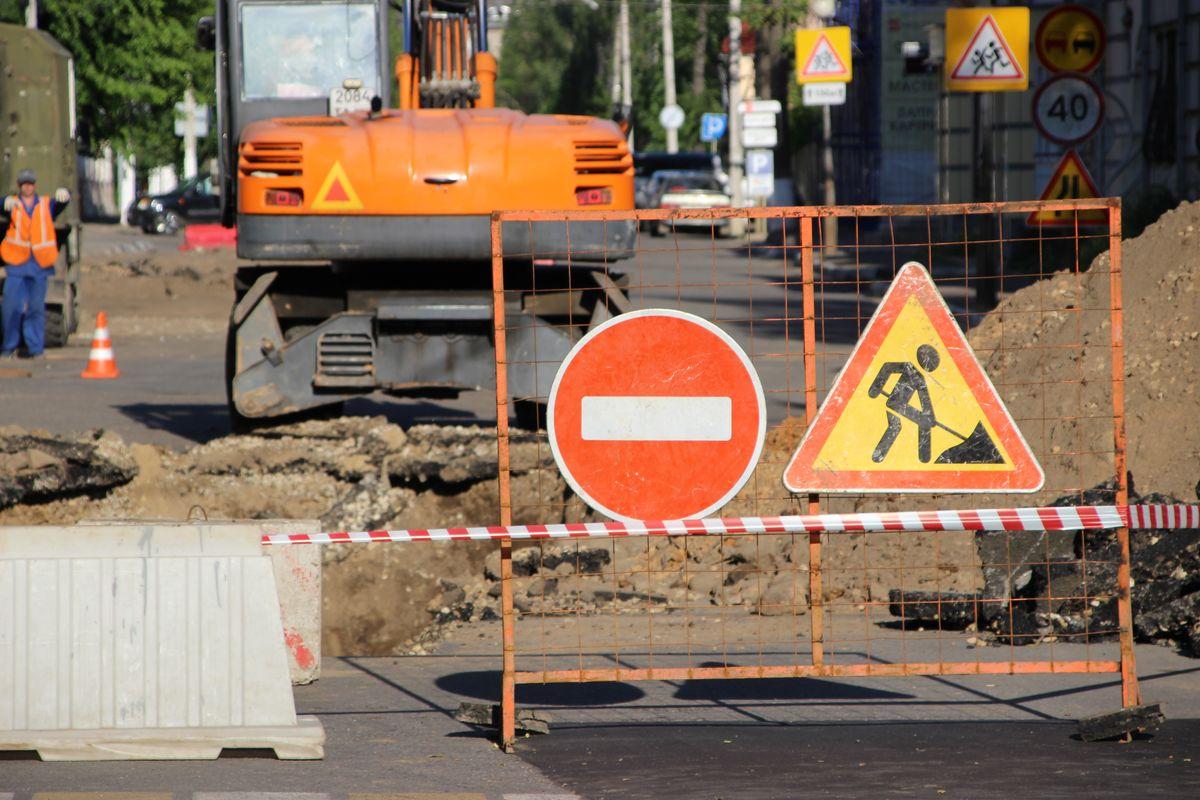 В Твери в выходные перекроют несколько улиц в центре города