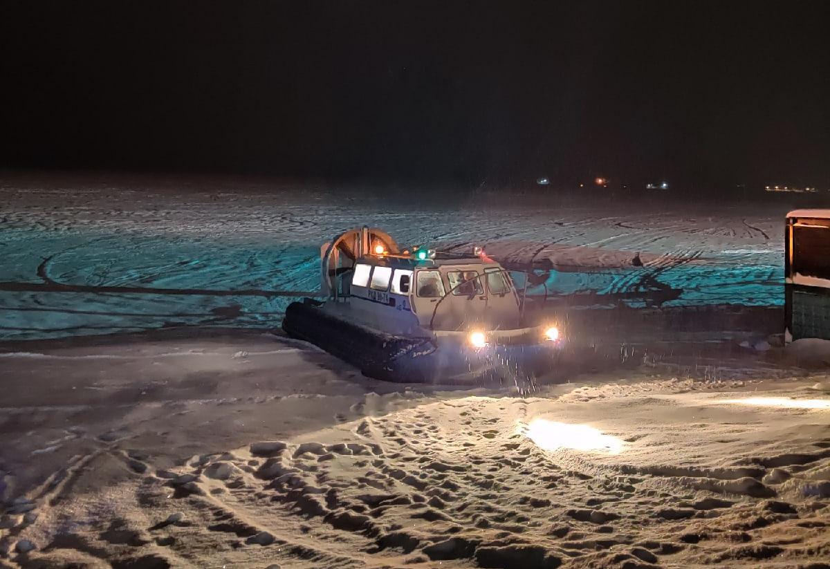 В ночь на 13 января, около 01:44, на пульт 112 поступило сообщение о пожаре в Конаковском районе Тверской области.
