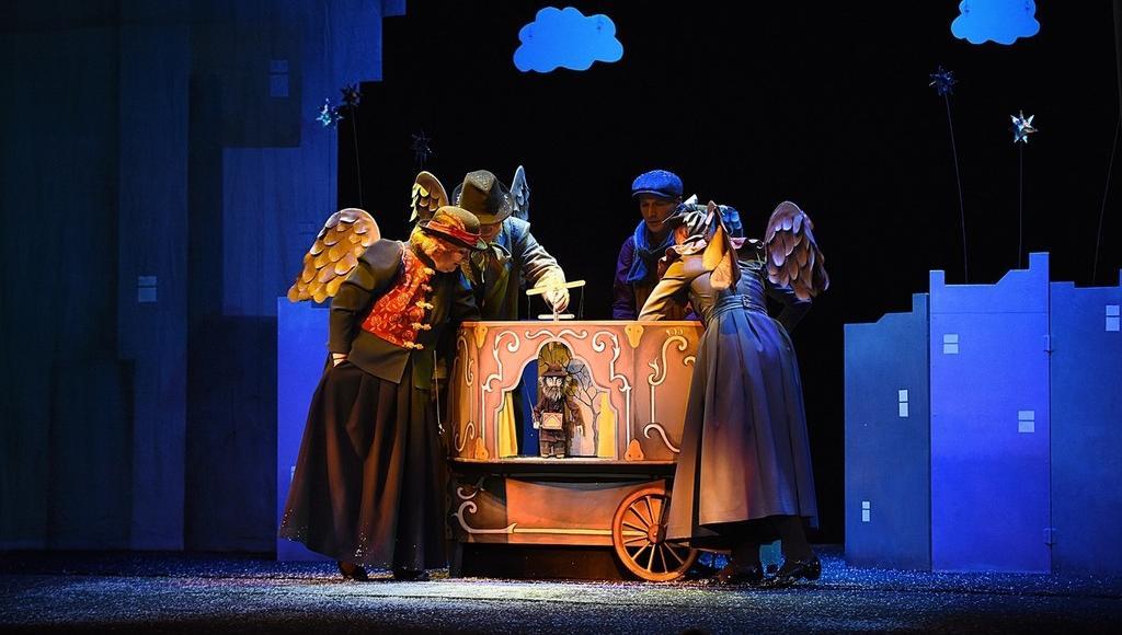 В Тверском театре кукол в рамках акции «Доступный театр» покажут «Дары волхвов» - новости Афанасий