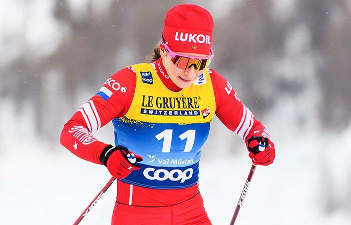 Наталья Непряева - четвертая в спринте на «Тур де Ски»  - новости Афанасий
