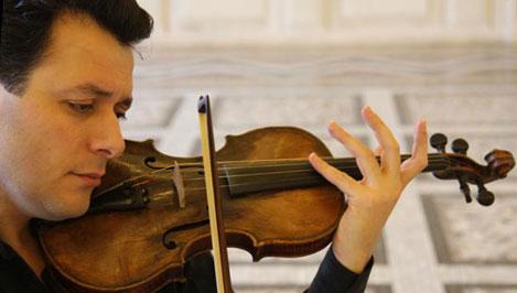 Сегодня в рамках 12-го международного баховского фестиваля в Твери состоится скрипичный вечер