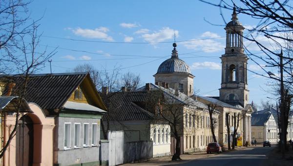 Министерство культуры России вернет 45 исторических зданий в Торжке под государственную охрану
